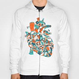 Music in your heart? Hoody