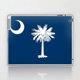 Flag of South Carolina - Authentic High Quality Image Laptop & iPad Skin