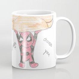 Merc Chimichanga Coffee Mug