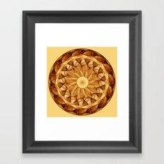 Mandala 01 Framed Art Print