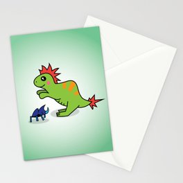 Gobi (and Bugsy) Stationery Cards