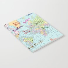 Fashion Capitals Notebook