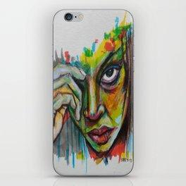 looking iPhone Skin