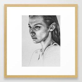 Bella Framed Art Print