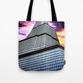 Trump Tower Tote Bag