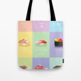 Omakase Sushi Tote Bag