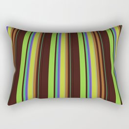 Perspective is everything Rectangular Pillow