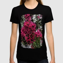 Crape Myrtle Letters 4 T-shirt