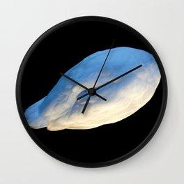 Swan Diving Wall Clock