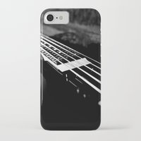 bass iPhone & iPod Cases featuring Bass  by Lia Bedell