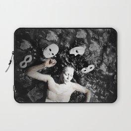 Masks Laptop Sleeve