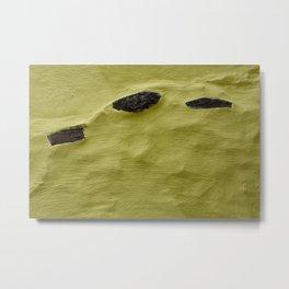 Wall Piece Metal Print