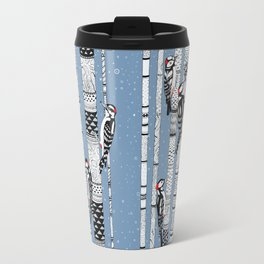 Woodpeckers Travel Mug