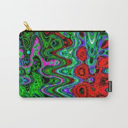 Groovy Trees Carry-All Pouch