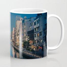 Night in Dotonbori Coffee Mug
