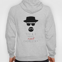 HEISENBERG BREAKING BAD Real Chemistry Hoody