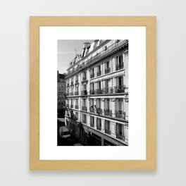Paris - The Apartment Framed Art Print