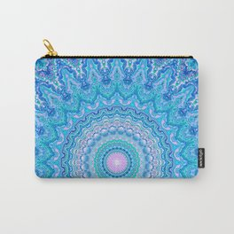 Frosty Opalescence Carry-All Pouch