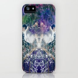 Curtain Call iPhone Case