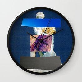 Corpsica 7 Wall Clock