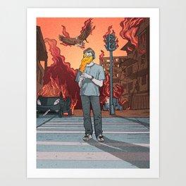 APPocalypse Art Print