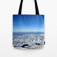 planes Tote Bags featuring Planes by Max Jones