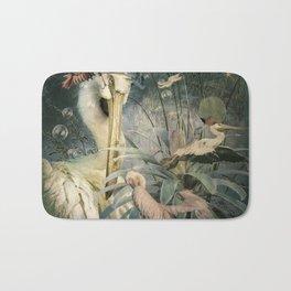 The Loving Pelican Bath Mat