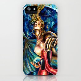 12 sign series - Pisces iPhone Case