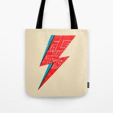 Face The Strange Tote Bag
