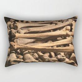 The Bones Rectangular Pillow