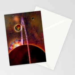 TWO MOONS - 336 Stationery Cards