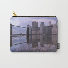 A tale of puddle reflections Carry-All Pouch