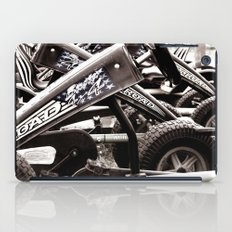 Pedal Cars iPad Case