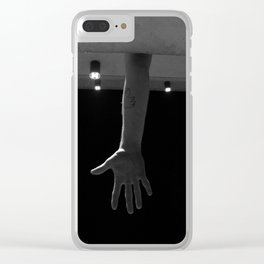 And It Flew Clear iPhone Case