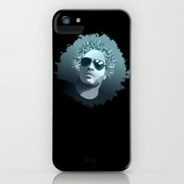 Tribute to Lenny Kravitz iPhone Case