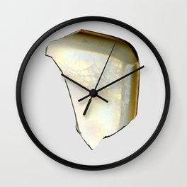 Broken Plate Wall Clock