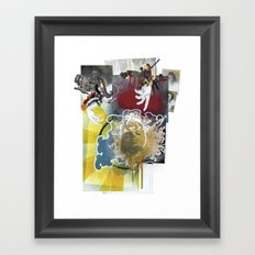 Wingless Angel - Minga Framed Art Print