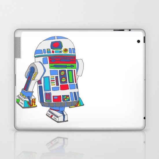 cool boys like epic droids Laptop & iPad Skin