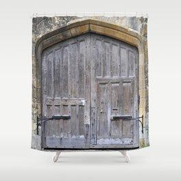Oxford door 13 Shower Curtain