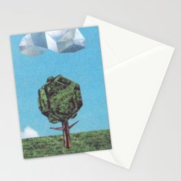 Modest Mouse - Building Nothing Out Of Something (Cover Open) Stationery Cards
