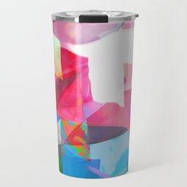 swissflag collage colorful Travel Mug