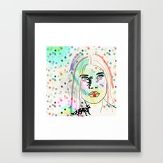 Sherona Dandy Framed Art Print