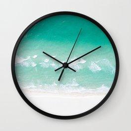 Ocean Gem Wall Clock