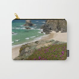 Wild flowers on the Alentejo coast, Portugal Carry-All Pouch