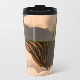 Fishing in the Clouds Travel Mug