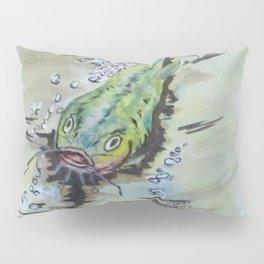 Hooked Catfish Pillow Sham
