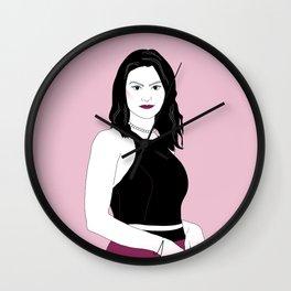 Veronica Lodge Wall Clock