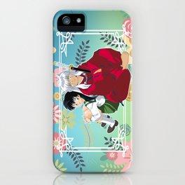 Inuyasha & Kagome iPhone Case