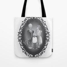Framed family portrait Tote Bag