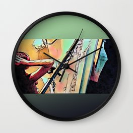 Ubiquitous Wall Clock